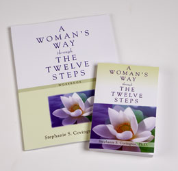 A Woman's Way through the Twelve Steps Set