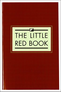 The Little Red Book Softcover