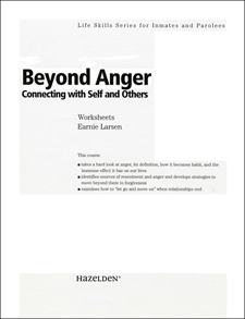 Beyond Anger Worksheets