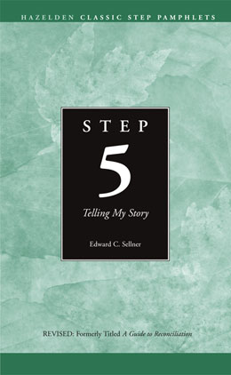 Step 5 AA Telling My Story