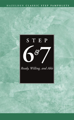 Steps 6 and 7 AA Ready Willing and Able