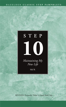 Step 10 AA Maintain New Life
