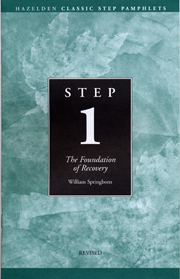 Step 1 AA Foundations of Recovery Pkg of 10