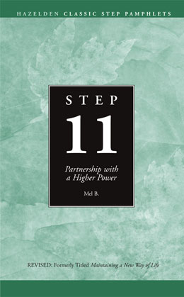 Step 11 AA Partnership With a Higher Power
