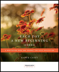 Each Day a New Beginning Journal