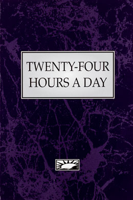 Twenty Four Hours a Day (24 Hours) Institutional Edition