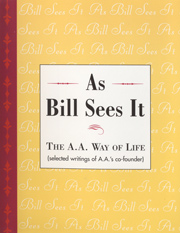 As Bill Sees It Hardcover