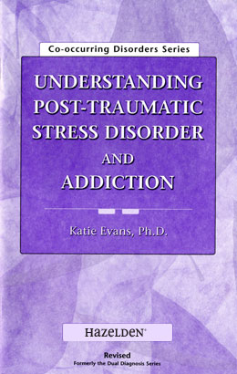 Understanding Post Traumatic Stress Disorder and Addiction Pamphlet This brief, easy-to-read pamphlet provides information on a variety of topics related to Understanding Post Traumatic Stress Disorder and Addiction (PTSD) and addiction, treatment, and recovery. It's a helpful take-home tool for clients and family members to use between sessions.