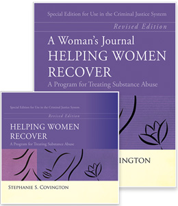 Helping Women Recover Curriculum Special Revised Edition In this revised version of <i>Helping Women Recover</i>, Dr. Covington addresses the special concerns and issues of women with substance use disorders who are in correctional settings.