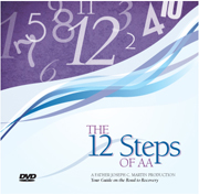 The 12 Steps of AA DVD Clients learn about the Twelve Steps with the gentle and informative presentation by Father Joseph C. Martin, one of the most effective speakers in the field of alcoholism recovery.