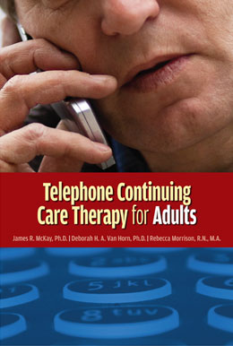 Telephone Continuing Care Therapy for Adults