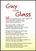 The Guy in the Glass Greeting Card This greeting card features the entire classic 1934 poem by Dale Wimbrow.