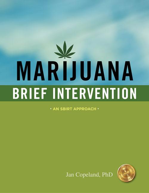 marijuana brief intervention collection hazelden