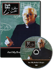 Am I My Brothers Keeper by Father Joseph C Martin DVD