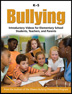 Bullying K-5 DVD From the authors of the <i>Olweus Bullying Prevention Program</i>, this engaging video for kids in grades K-5 introduces the topic of bullying and bullying prevention strategies using age-appropriate language and concepts.