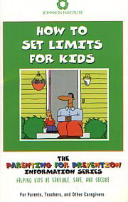 How To Set Limits For Kids Booklet