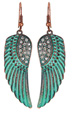 Find Your Wings Earrings You have the power to soar.