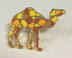 Camel Lapel Pin This gold hard-fired camel lapel pin is a symbol of your sobriety and the patchwork of experiences that brought you to your new life in recovery.