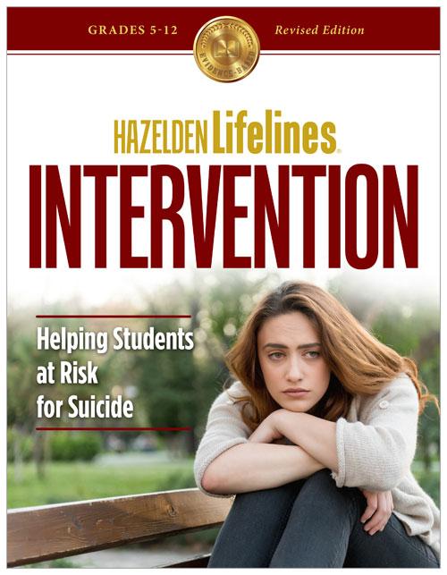 Helping At Risk Students Address >> Hazelden Store Hazelden Lifelines Intervention