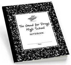 Too Good For Drugs High School Workbooks