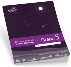 Too Good For Drugs Grade 5 Workbooks, second edition