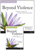 Beyond Violence Program </br><i>Beyond Violence: A Prevention Program for Criminal Justice-Involved Women</i> is an evidence-based manualized curriculum designed to serve women in criminal justice settings with histories of aggression and/or violence. It deals with the violence and trauma they have experienced, as well as any they may have perpetrated. This four-level model of violence prevention considers the complex interplay between individual, relationship, community, and societal factors, and also addresses the risk factors for experiencing and/or perpetrating violence.</br>