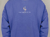 One Step At A Time Sweatshirt Periwinkle Medium