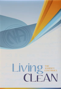 Living Clean Softcover