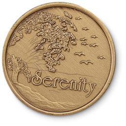 Serenity Tree Medallion