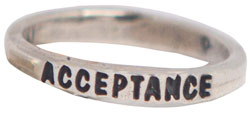 Acceptance Ring (Size 11)