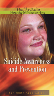 Suicide Awareness and Prevention DVD
