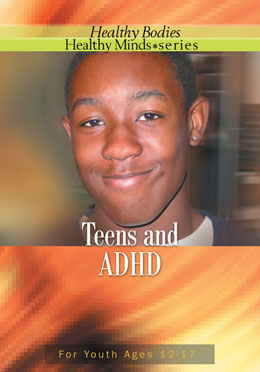 Teens and ADHD DVD