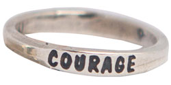 Courage Ring (Size 9)
