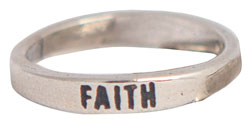 Faith Ring (Size 9)