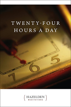 Twenty Four Hours a Day Softcover (24 Hours)