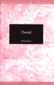 Denial Pkg of 10 Best-selling author Melody Beattie describes denial and its role in the five-stage acceptance process.
