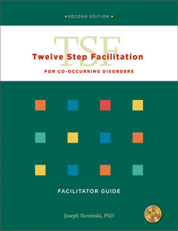 Twelve Step Facilitation for Co-occurring Disorders Facilitator Guide, 2nd Edition, Pkg. of 3