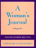 A Woman's Journal (Softcover)
