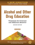 Alcohol and Other Drug Education Workbook Second Edition </br>Help clients understand that substance use disorder is a chronic disease, but lifelong change and recovery leads to freedom. Newly updated and revised, <i>A New Direction</i> is Hazelden's leading evidence-based treatment program for justice-involved clients.</br>