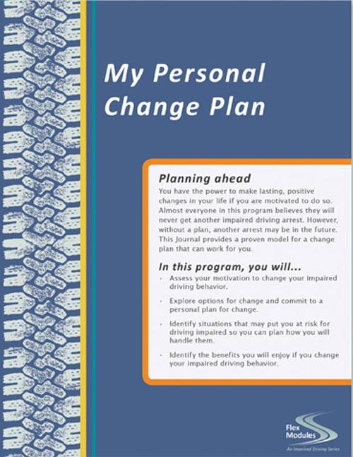 Hazelden Store: Spanish Flex Modules My Personal Change Plan