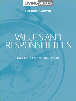 Values and Responsibilities Workbook