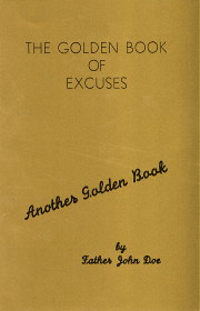 The Golden Book of Excuses