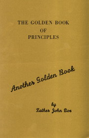 The Golden Book of Principles