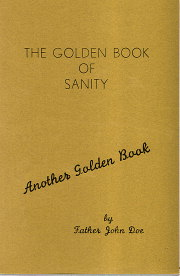 The Golden Book of Sanity