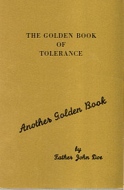 The Golden Book of Tolerance