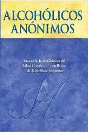 Spanish Alcoholics Anonymous The Big Book Third Edition Hardcover