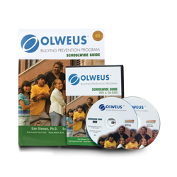Olweus Bullying Prevention Middle School Package Olweus Bullying Prevention Program (OBPP) with this starter collection for middle schools! This collection includes everything an mid-sized middle school (600 students) needs to roll out the OBPP*