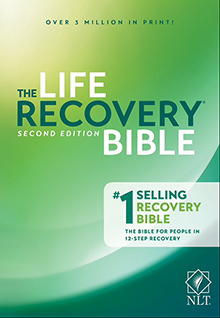 The Life Recovery Bible Second Edition