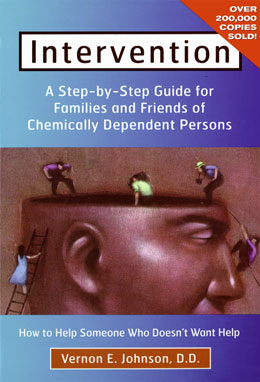 Intervention Vernon Johnson, creator of the Johnson Model of intervention, describes the process that has successfully motivated thousands of chemically dependent people to accept help. A classic in addiction literature.