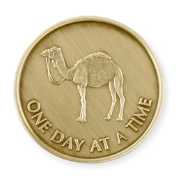 Camel Medallion